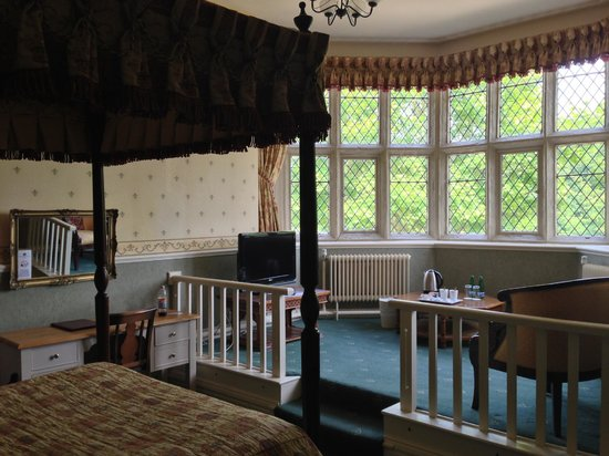 Best Western Walworth Castle Hotel: Walworth Castle Four Poster Room