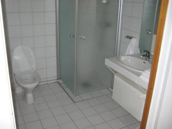 Bjorligard Hotell: bathroom