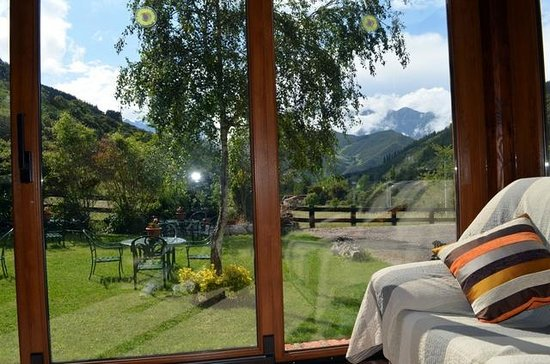 Hotel Posada La Casa de Frama: areas comunes