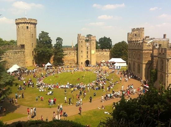 ‪‪Warwick‬, UK: warwick castle‬