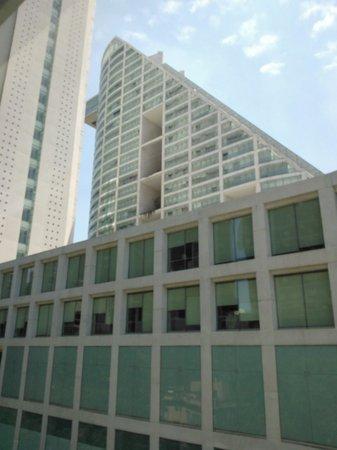 City Express EBC Reforma: Vista a Reforma 222