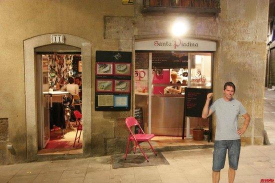 Santa Piadina: mi sembra di conoscerla ...