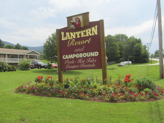 ‪‪The Lantern Resort Motel and Campground‬: A GEM in the White Mountains - what a spot!!‬