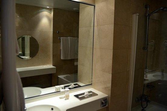 Hotel de Lutece: baño