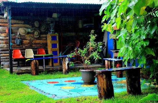 Iguana Hostel: Cabana