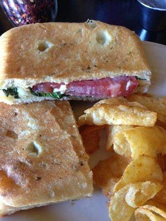 La Trattoria: Amazing sandwich