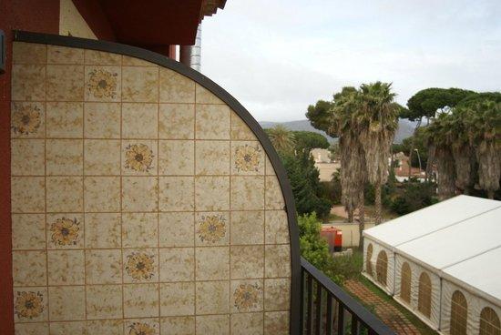 Hotel Canal Olimpic : balcony