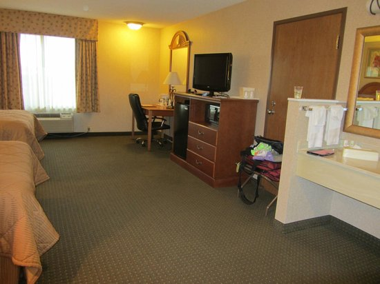 Comfort Inn Lexington: See how large