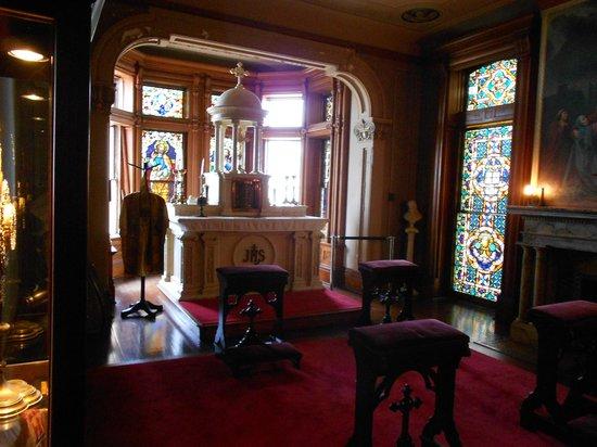 Bishop's Palace: Bishop's Chapel