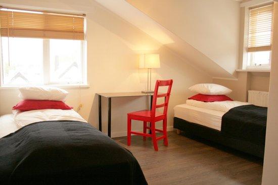 Mosi Guesthouse : Mosi Guesthosue double bedroom
