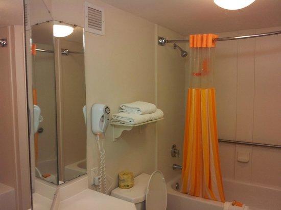 La Quinta Inn & Suites Orlando Convention Center: Vista doccia
