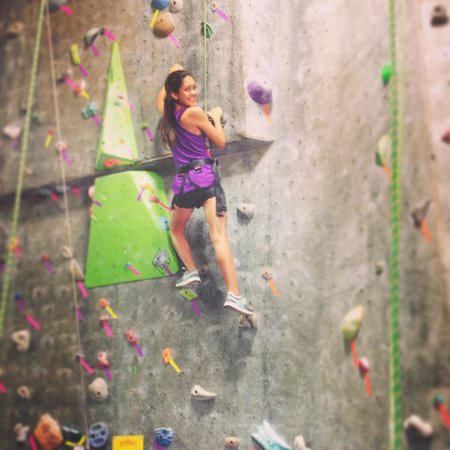 Exposure Indoor Rock Climbing