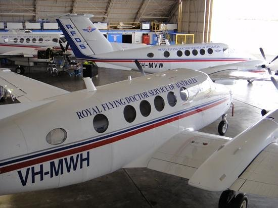 Tri State Safaris Outback Tours: RFDS
