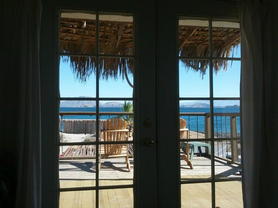 Villa Bahia: View from the room