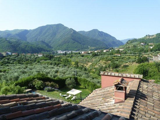 Agriturismo Podere San Rocchino: Valley View