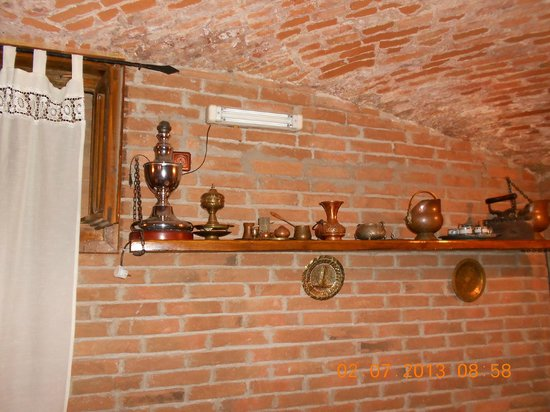 Hotel Corso: inside the restaurant