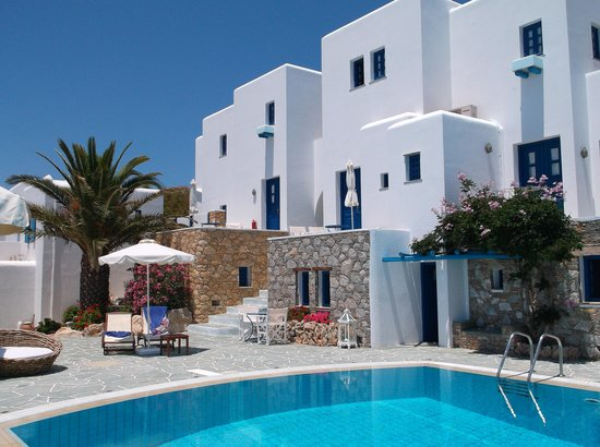Folegandros Apartments: Apartments