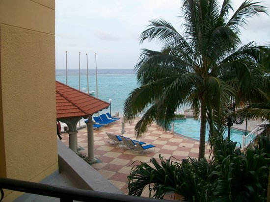 ‪‪Jewel Dunn's River Beach Resort & Spa, Ocho Rios,Curio Collection by Hilton‬: Balcony view‬