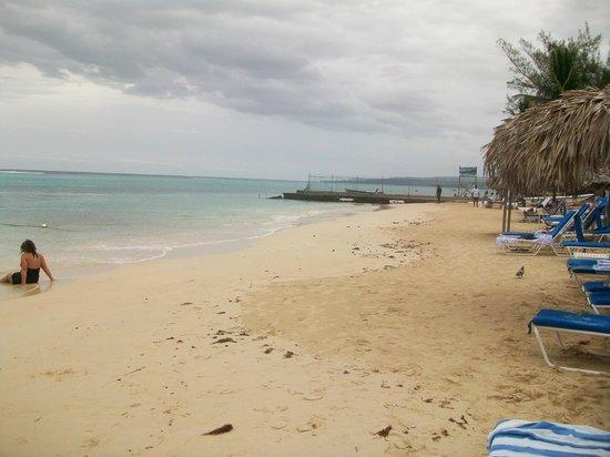 Jewel Dunn's River Beach Resort & Spa, Ocho Rios,Curio Collection by Hilton: Beach View