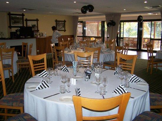 Wirrina Hotel & Golf Resort: Golf Lounge set up