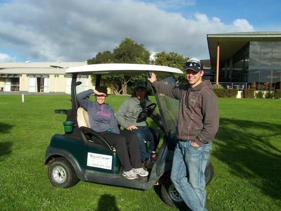 Wirrina Hotel & Golf Resort: Golf Afternoon
