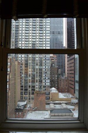 Hotel Edison Times Square: vista do quarto