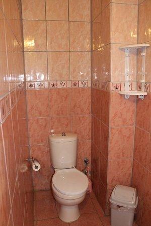 Hotel Erenler: Bagno