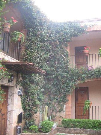 Hotel La Abadia Plaza : Algunas habitaciones