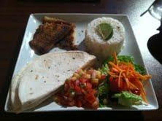 Sol Restaurant: Fish Tacos at Sol