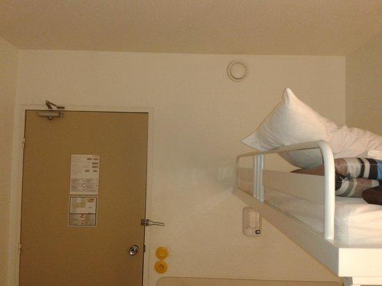 hotelF1 Avignon nord : Pas de clim