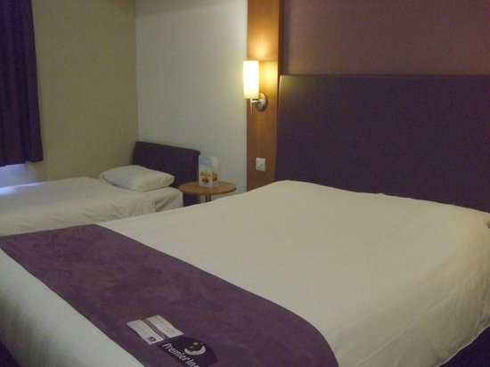 Premier Inn Manchester City Centre (Piccadilly) Hotel: Beds