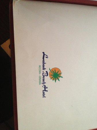 Labadi Beach Hotel: Logo