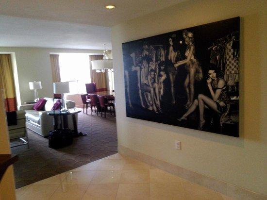 Renaissance Las Vegas Hotel: entryway
