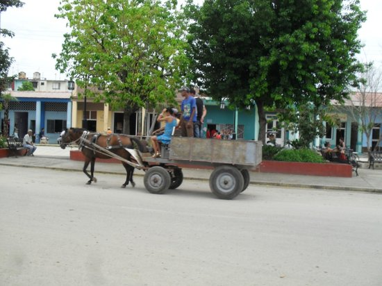 TRYP Cayo Coco: Moron Town Transport