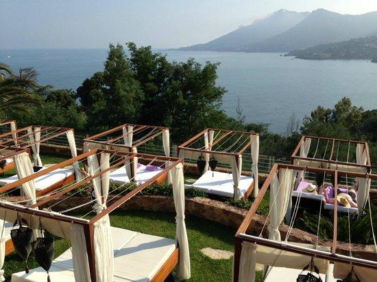 Hotel Tiara Yaktsa Côte d'Azur. : Côte d'Azur