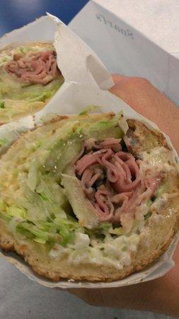 Snarf S Sandwiches