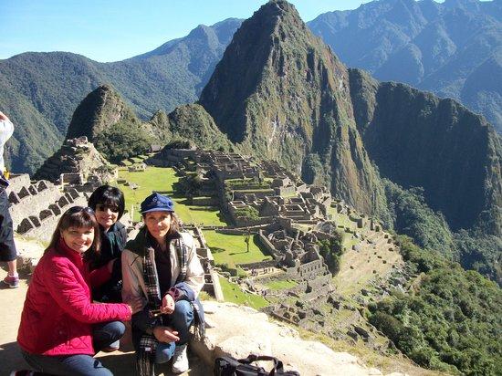 JW Marriott El Convento Cusco: Machu Picchu July  9 2013