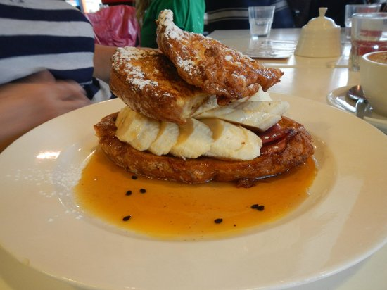 Toast Cafe New Plymouth