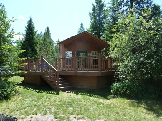 Lake Five Resort : Cabin 12