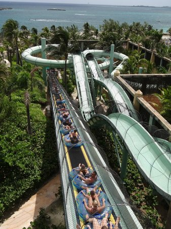 Atlantis, Beach Tower, Autograph Collection: LAZY RIVER SLIDE