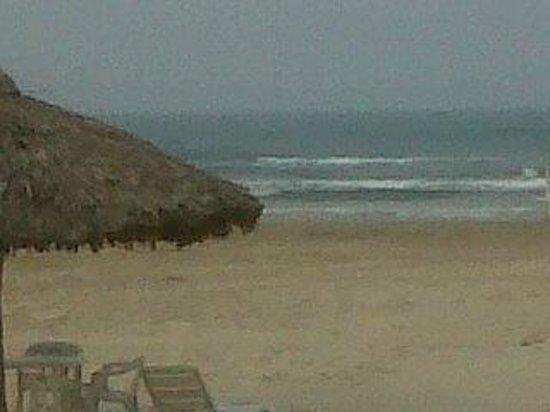 Arenas del Mar: padrisimo la playa