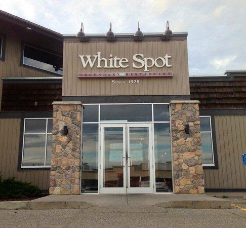White Spot Restaurant Calgary