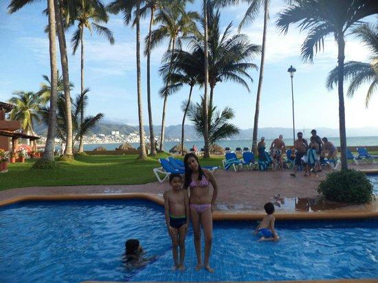 Los Tules Resort: piscina