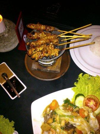 Legian S Menu Picture Of Legian Garden Restaurant Yogyakarta Region Tripadvisor