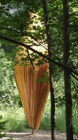 Stevens Point Sculpture Park: Sculpture Trail