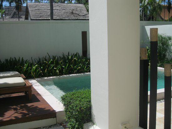 SALA Samui Resort And Spa: Garden Pool Villa