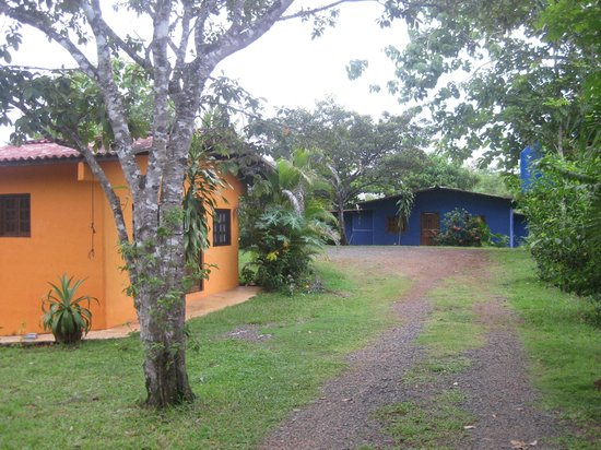 Casa Maya - Ours was the blue casita