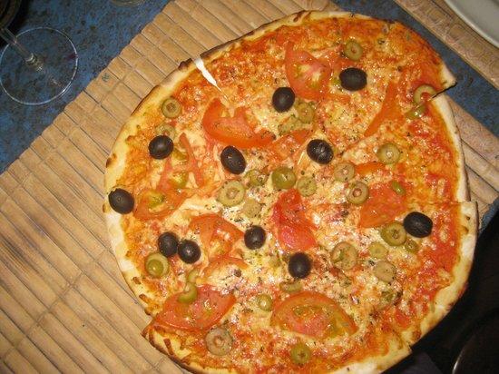 Casa Maya: Last night - last pizza; YUMMY!