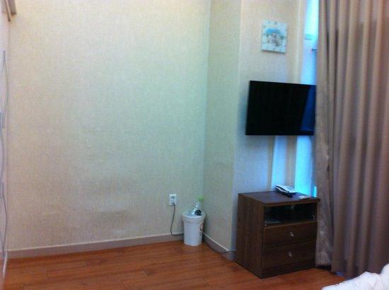 Chungmuro Residence : Spacious room