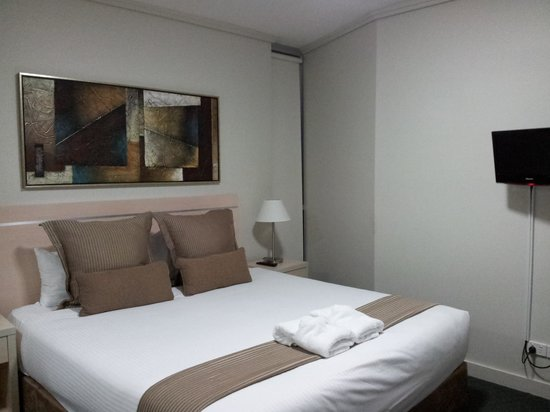 Oaks Festival Towers: 2nd bedroom which had an ensuite